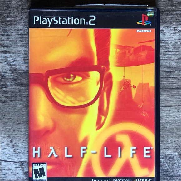 Sony Other - Half-Life Game